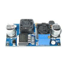 DC-DC Auto Boost Buck adjustable Step Down Converter XL6009 Module Solar Voltage High Switching Frequency(China)