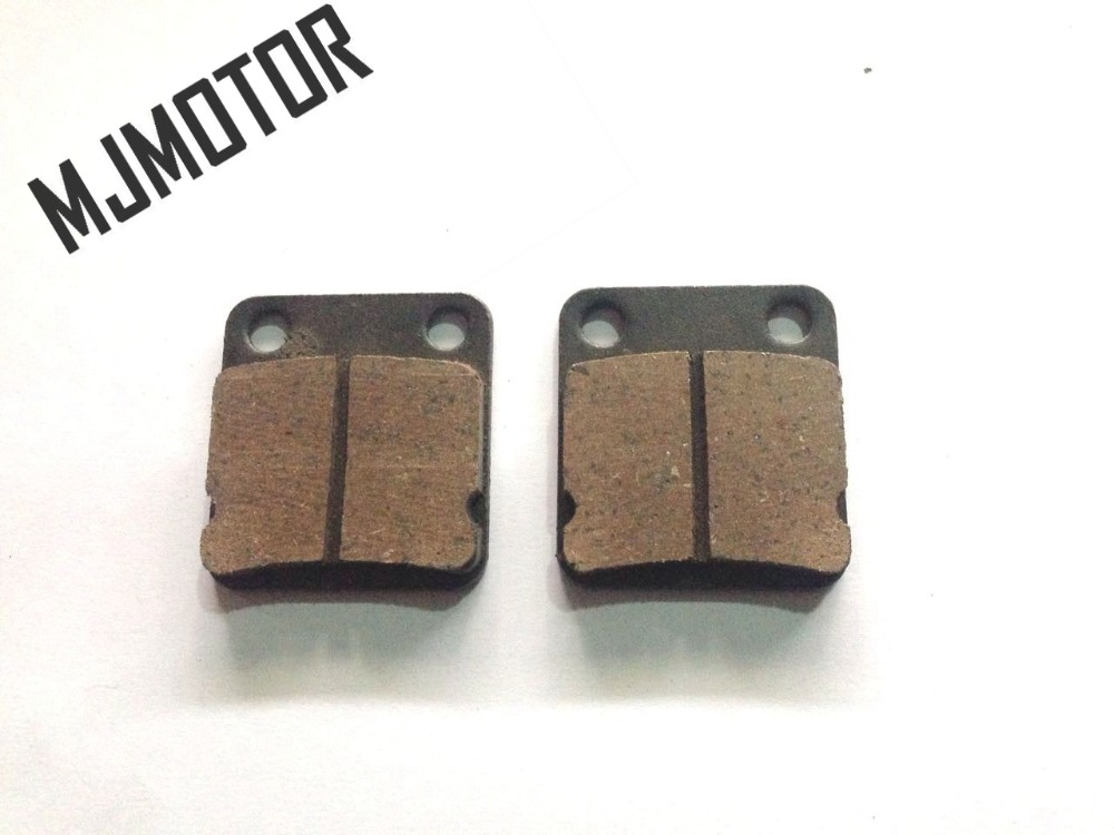 (1pair/set) Brake Pads CL145 DAELIM CORDI GZ SE TAPO DELFINO OTELLO AL Chinese Scooter Motorcycle ATV Moped suzki part