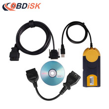High Quality Multi-Diag Access J2534 Pass-Thru OBD2 Device V2011 Diagnosis For The Different Menus On Offer(China)