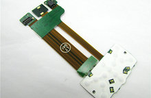 Main flex cable with keypad flex cable for nokia E66 phone ( No Camera )