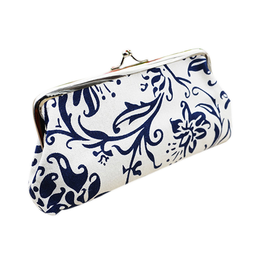 Hot Sale New Brand Fashion National style Womens Wallet Card Holder Coin Purse Hasp Purse Clutch Bag Free Shipping&amp; wholesale<br><br>Aliexpress