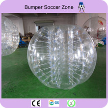 1.5m Clear Inflatable Bubble Football Soccer Zorb Ball For Adult Inflatable Human Hamster Ball Bumper Ball Outdoor Fun  Sports