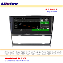Liislee Car Android GPS NAV NAVI Map Navigation System For BMW E90 2005~2012 Radio Stereo Audio Multimedia ( No DVD Player )