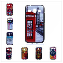 new Style Funny PC Plastic Phone Cover Case for Samsung Galaxy Core Plus Printing Hard Case SM-G350 / 3500 slim skin
