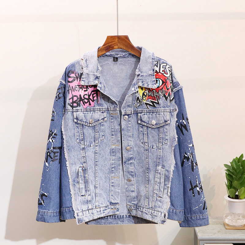 jean jacket women denim jackets(3)