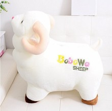 Cute Sheep Dolls Goat Plush stuffed Toys Small Sheep Pillow Birthday Kids Girl Gifts Classic Animal toys Sofa accessories