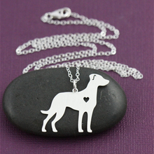 wholesale Catahoula dog Necklace Custom Dog pendant Breed Personalized Name Memorial Gift Family Pet Jewelry Lover(China)