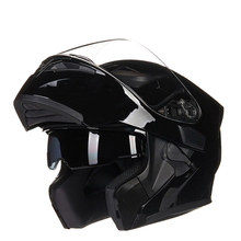2017 Hot Sale New Flip Up Racing Helmet Modular Dual lens Motorcycle Helmet Full Face Safety helmets