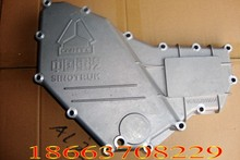 Free Shipping Engine Oil Cooler Cover For Sinotruk Howo VG1557010014