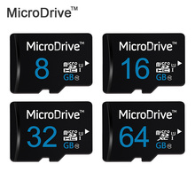 Memory card Micro SD card 16GB microsd class 10 sd card 8GB mini sd card Pen drive Flash
