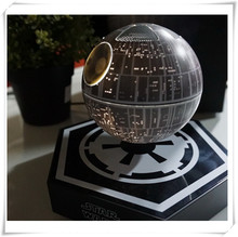 10 pcs dhl free shipping magnetic floating star wars bluetooth levitation speaker ,wireless bluetooth speaker starwars