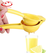 Convenient Design Lemon Squeezer Hand Press Manual Juicer Orange Lime Squeezer Aluminum Alloy Fresh Juice Kitchen Accessories(China)
