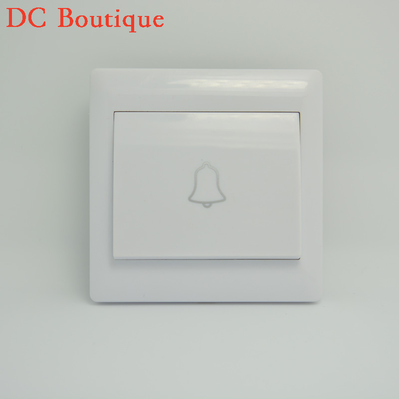(10 pieces) Door EXIT button automatically restroration press release for access system normal open signal Door bell button<br><br>Aliexpress