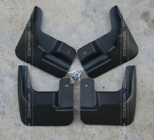 Accessories FIT FOR 1998 1999 2000 HYUNDAI ACCENT EXCEL 4DR MUD FLAP FLAPS SPLASH GUARDS(China)