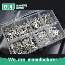 tin-plated male terminal PCB board solder terminal assortment terminal lug