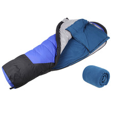 Adult Single Person Outdoor Activities Waterproof Warm Soft Sleeping Bag For Camping Hiking Travel Rest Bed Sleep Bag(China)