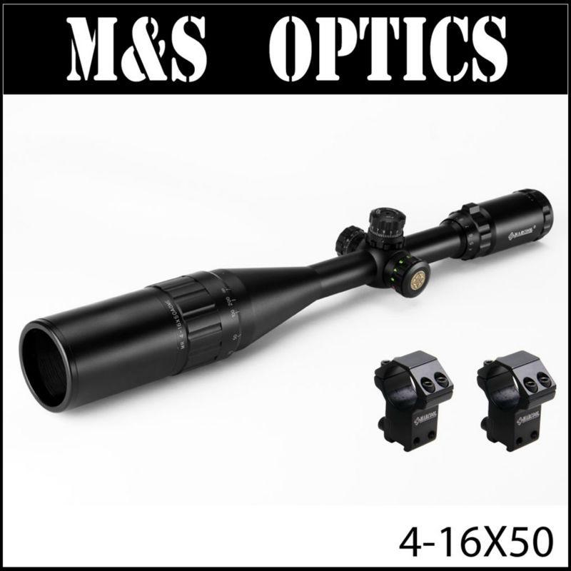 Sales Promotion !!! MARCOOL 4-16X50 AO IR GL Red Greed Iluminator Airsoft AirRifles Guns Riflescopes Hunting Optics Sight Scopes<br><br>Aliexpress