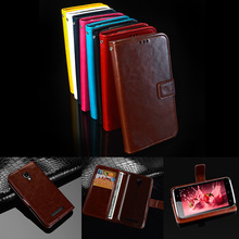 "For Bluboo mini case Wallet Flip Leather & Upscale PC back Skin caso For Bluboo mini cover 4.5"" Business phones coque fundas bag"
