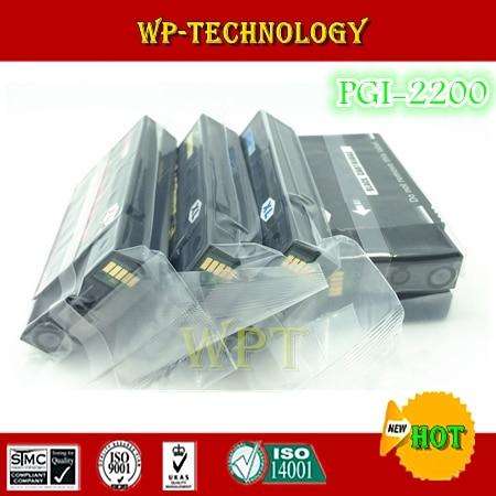 compatible ink cartridges  suit for PGI2200 K C M Y , PGI-2200 suit for Canon MAXIFY iB4020 ,  MAXIFY  MB5020  , MAXIFY MB5320<br><br>Aliexpress