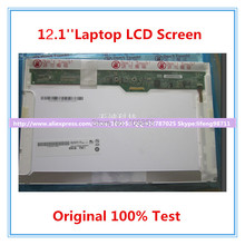 (2pieces/Lot)12.1 Laptop LCD Screen LP121WX3 TPB1 LTN121AT08 B121EW09 V.4 LED backlight  for 2540P