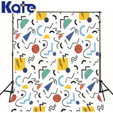 Kate Digital Printing Photography Backdrop Cartoon Images Photo Studio Backdrop For Children Yy00363(China)