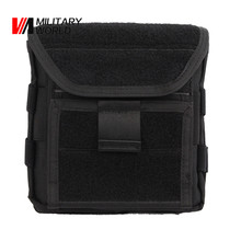 Hunting Army Military Waist Bags Combat Wargame 1000D Nylon Molle Vest Pack Pouch Tactical Magazine Pouch Black Airsoft Gear