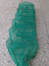 Portable Foldable Fishing Nets Network Casting Fishes Shrimp Crayfish Catcher Nets Fishing Trap Nylon Lobster Cage FT0065