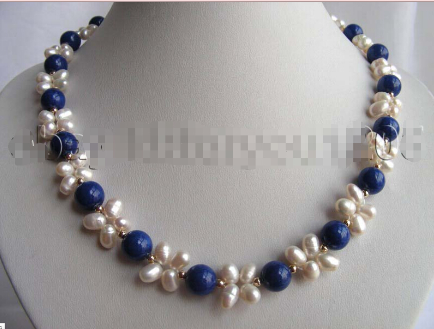 "Naturel Bleu égyptien LAPIS LAZULI Gemstone 13x18mm Ovale Perles Collier 18/"" AAA"