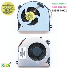 NEW CPU COOLING FAN FOR HP 4540 4540S 4740S 683484-001 CPU COOLING FAN DFS551205ML0T FB7S P/N:23.10720.001(China)