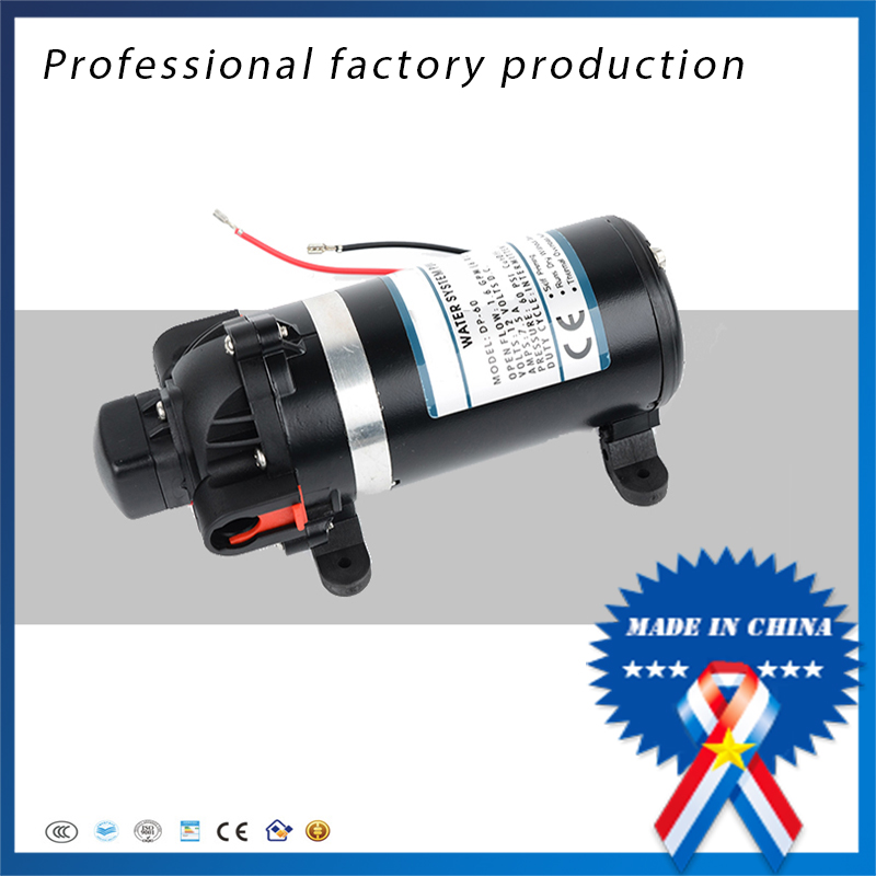 DP-120S 220v Electric Horizontal Micro High Pressure Self-priming Diaphragm Pump Reciprocating Pump <br><br>Aliexpress
