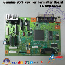 Original 95% New For EPSON FX890 FX 890 FX-890 Formatter Board OEM Parts#: 2104271 2080658 printer parts