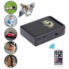 Real-time GPS mould New Mini GPS/GSM/GPRS Car Vehicle Tracker TK102B Realtime Tracking Device Person Two Battery Car Tracking
