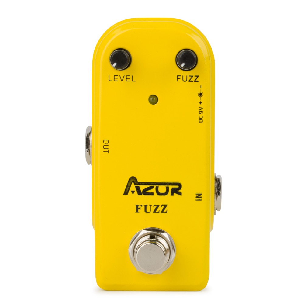 AP-310 Fuzz Guitar Effect Pedal with Ture Bypass<br>