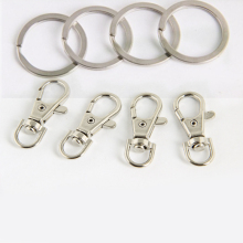 Factory direct metal key buckle pet bags buckle environmental dog buckle accessories wholesale