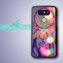 Fundas Dream Catcher Phone Cases for Sony Xperia Z3 Z2 Z1 Case for Blackberry Z10 Q10 Case for LG G5 G4 G3 Case.(China)