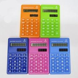 Мини-калькулятор на солнечной батарее