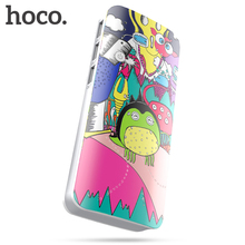 HOCO Charge treasure embossed colored drawing mobile power cartoon portable 12000 general fast charge  power bank