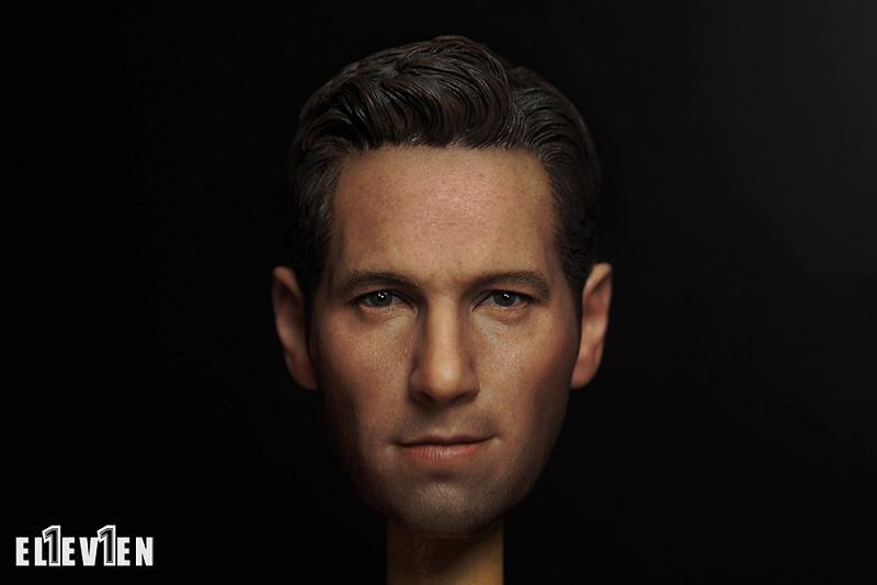 ELEVEN 1/6 Scale Paul Rudd Head Sculpt Revengers Male Headplay Ant Man For Hottoys Figure Body Accessories<br><br>Aliexpress