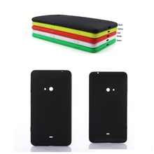 Best quality rear housing for Nokia lumia 625 back battery door cover cell phone Case for Microsoft lumia 625 +1x screen film