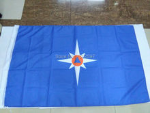 Russian Emergency Situations Ministry department flag/Russia's non-military security forces flag Banner 150x90cm Big Flag(China)