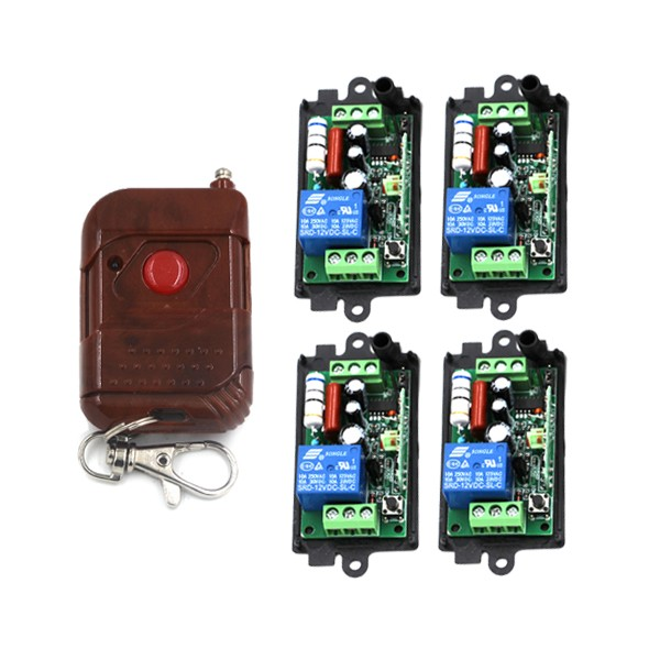 AC110V 220V 1CH 10A Relay RF Wireless Remote Control Switch Remote Switch System Transmitter &amp; Receivers 315Mhz SKU: 5199<br><br>Aliexpress