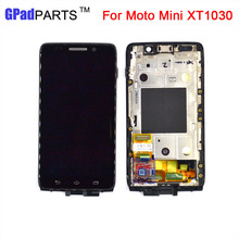 Replacement For Motorola Droid Mini XT1030 Lcd Screen Displaly with Touch screen Digitizer Assembly with Frame Parts