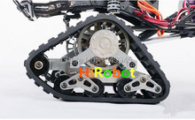 RC4WD cross-country remote control car Predator EVO titanium color to track wheel assembly - 1 (Z - W0003)(China)