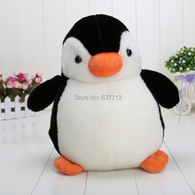 30CM Plush toys penguin doll Cute Christmas. Birthday.Festivalbest gift soft Doll Toy(China)