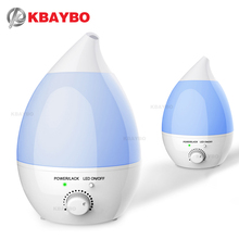 1.3L Humidifier Aroma Oil Diffuser Bengoo Ultrasonic Humidifiers for Home Bedroom Office Babyroom