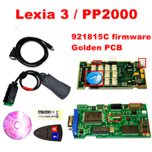 2017 Newest  Lexia3 with 921815C Firmware lexia PP2000 V48/V25 Lexia 3 Diagbox 7.83 for Citroen for Peugeot Lexia-3   diagnostic