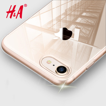 H&A Ultra Thin Soft Transparent TPU Case For iPhone 8 8 plus 6 6s Plus Case Cover For iPhone 7 7 Plus 8 8 Plus Phone Bag Case