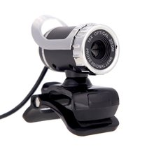 USB 2.0 12 Megapixel HD Camera Web Cam 360 Degree with MIC Clip-on for Desktop Skype Computer PC Laptop(China)