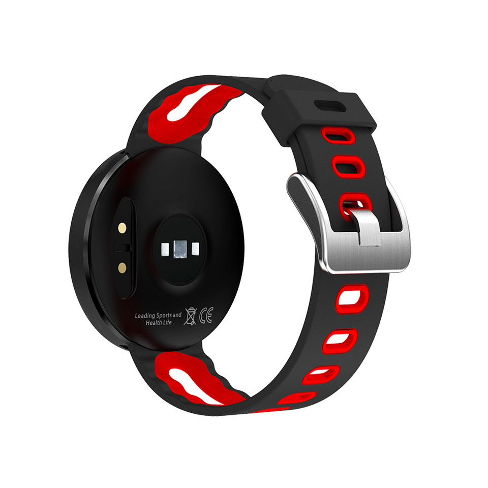 Teyo Heart Rate Monitor Smart Band Fitness Bracelet Blood Pressure Sleep Tracker Pedometer Bluetooth Wristband For Android IOS 25