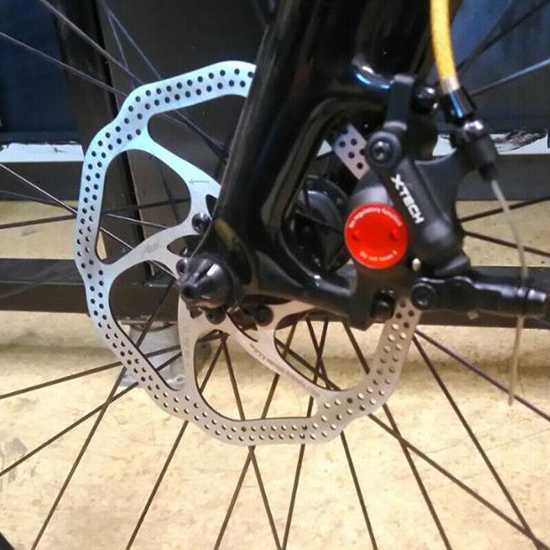 ZOOM Hydraulic Bicycle Front Rear Disc Brake Set MTB Mountain Bike Oil Disc